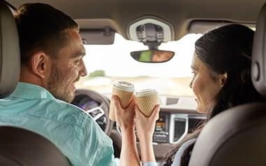 Kostnadsfri hyrbil om bilen inte är körbar